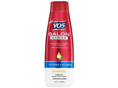 VO5 Salon Series Shampoo Hydrate Plus Nourish - Image 1