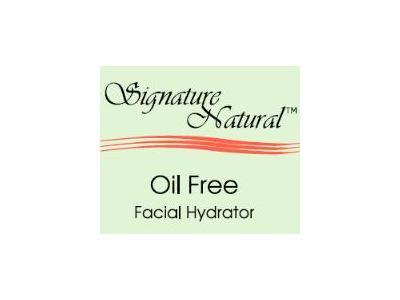 Signature Natural Oil Free Facial Hydrator, Signature Minerals - Image 1