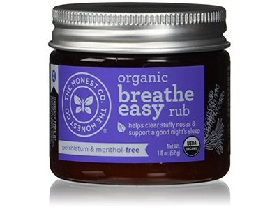 Organic Breathe Easy Rub - Image 1