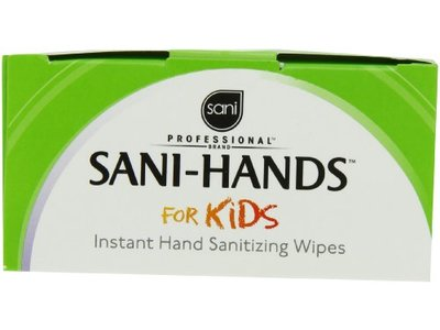 Sani-Hands Kids Instant Hand Sanitizer Wipes, 24 Count - Image 8