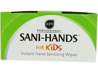 Sani-Hands Kids Instant Hand Sanitizer Wipes, 24 Count - Image 8