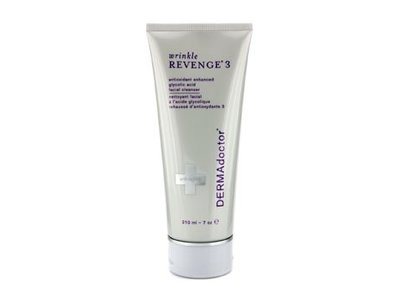 Dermadoctor Wrinkle Revenge 3 Antioxidant Enhanced Glycolic Acid Facial Cleanser - Image 1