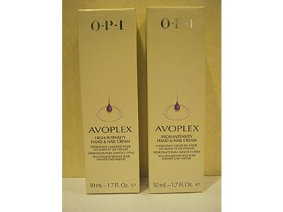 OPI Avoplex High-Intensity Hand and Nail Cream, 1.7 Fluid Ounce