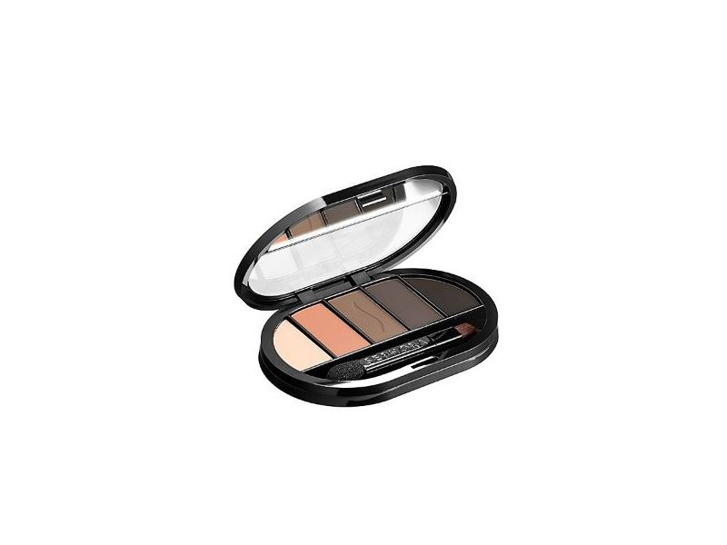Sephora Collection Colorful 5 Eyeshadow Palette, N°06 Pale To Rich Taupe, 0.17 oz