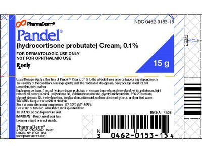 Pandel Topical Cream 0.1% (RX) 15 Grams, Sandoz - Image 1