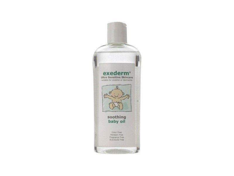 Exederm Soothing Baby Oil, Bentlin Products LLC