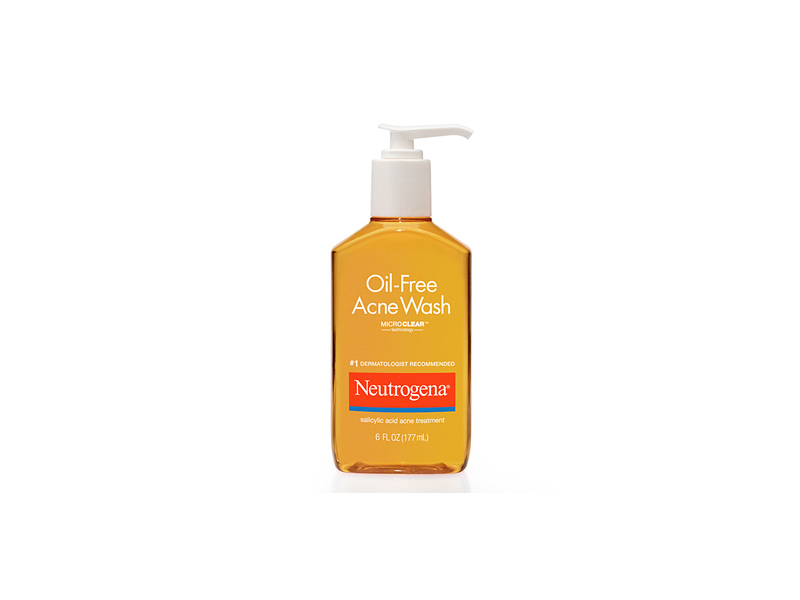 Neutrogena Oil-free Acne Wash, Johnson & Johnson