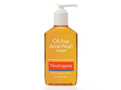 Neutrogena Oil-free Acne Wash, Johnson & Johnson - Image 1