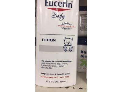 Eucerin Baby Lotion, 13.5 fl oz