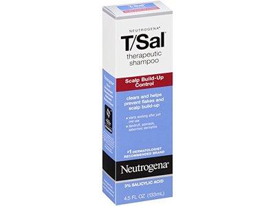 Neutrogena T/sal Therapeutic Shampoo, Scalp Build-up Control - Image 4
