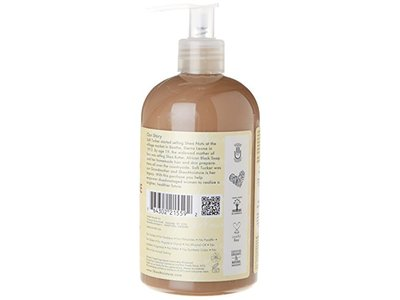 SheaMoisture Jamaican Black Castor Oil Grow & Restore Rinse Out Conditioner 13oz - Image 4