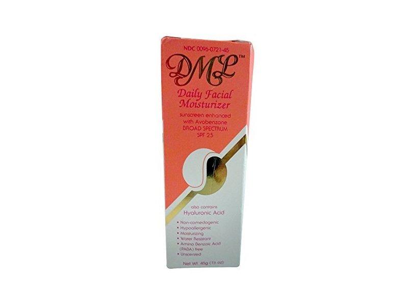 DML Daily Facial Moisturizer SPF 25 1.5 Oz(pack of 3)