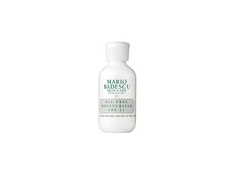 Mario Badescu Oil Free Moisturizer, SPF 17, 2 oz.