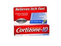 Cortizone-10 Maximum Strength 1% Hydrocortisone Anti-Itch Creme With Aloe, 1 oz (Pack of 2) - Image 2