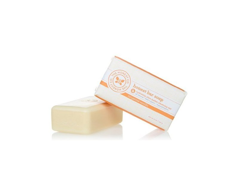 The Honest Co Honest Bar Soap, Tangerine Vanilla