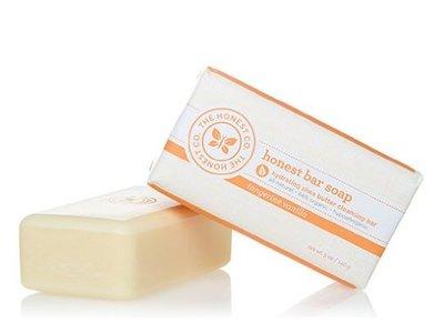 The Honest Co Honest Bar Soap, Tangerine Vanilla