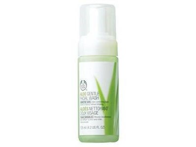 Aloe Gentle Facial Wash, The Body Shop - Image 6