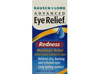 Bausch & Lomb Advanced Eye Relief Maximum Redness Reliver - Image 1