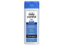 Neutrogena T/gel Daily Control 2-In-1 Dandruff Shampoo Plus Conditioner, Johnson & Johnson - Image 1