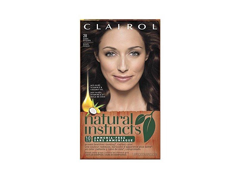 Natural Instincts Hair Color Reviews Black Best Hair Color