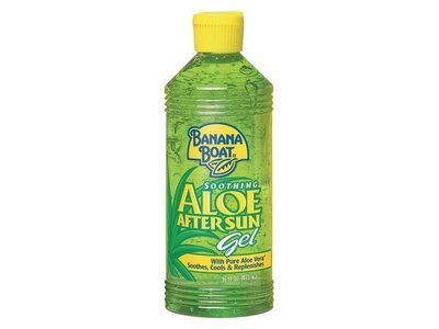 Banana Boat Soothing Aloe After Sun Gel,16 fl oz
