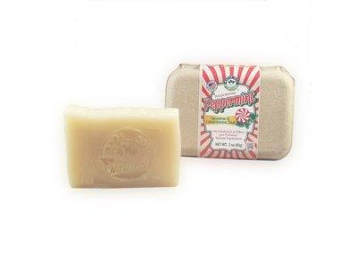 Maple Hill Naturals Peppermint Shampoo Bar, 3 oz