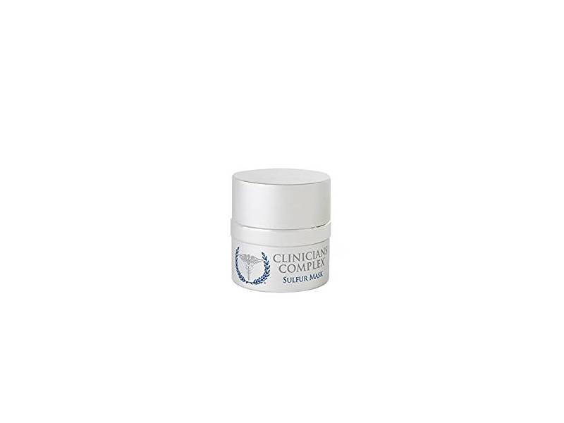 Clinicians Complex Sulfur Mask, 2.75 oz