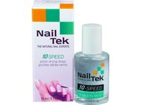 NailTek for all nail types 10-speed drying drops - Image 2