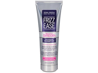 John Frieda Frizz-ease Beyond Smooth-Frizz Immunity Shampoo, 8.45 Fluid Ounce