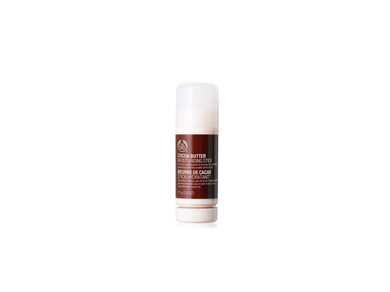 The Body Shop Cocoa Butter Moisturizing Stick, 2.6 ounce