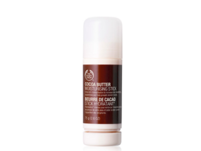 The Body Shop Cocoa Butter Moisturizing Stick, 2.6 ounce - Image 1