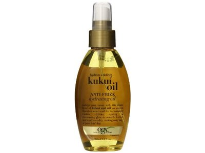 OGX Kukui Oil Anti-Frizz Hydrating Oil - 4 oz - Image 1