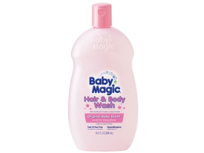 Baby Magic Hair & Body Wash - Original Scent, Naterra International, Inc. - Image 1