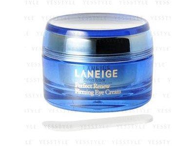 Laneige Perfect Renew Firming Eye Cream