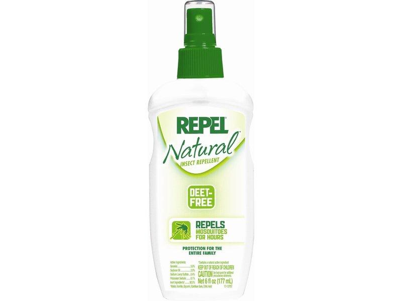 Repel Natural Insect Repellent, Pump Spray,6 fl oz