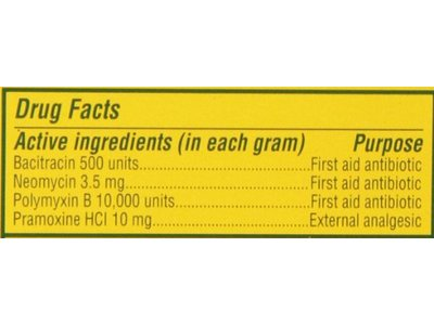 Neosporin First Aid Antibiotic Ointment Maximum Strength Pain Relief, 1-Ounce - Image 5