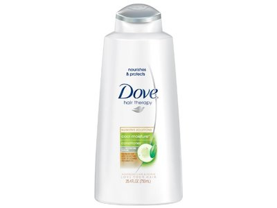 Dove Damage Therapy Cool Moisture Conditioner, Cucumber & Green Tea - Image 3