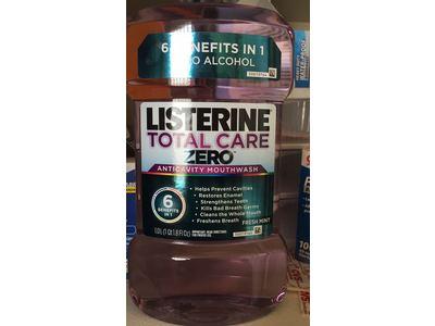 Listerine Total Care Zero - Fresh Mint - Image 3
