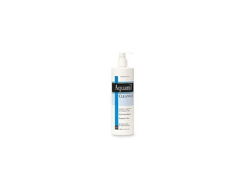 Aquanil Cleanser, 16 fl oz