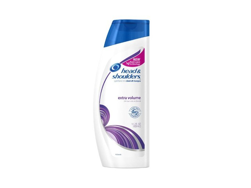 Head & Shoulders Extra Volume Pyrithione Zinc Dandruff Shampoo, Procter & Gamble