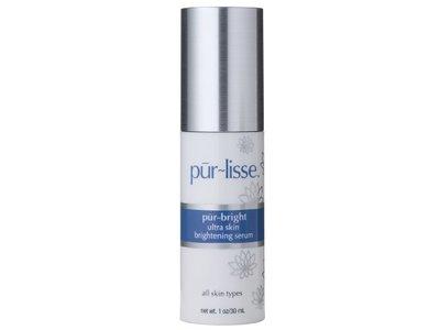 pūr~lisse pūr~bright Ultra Skin Brightening Serum, 1.0 Ounce
