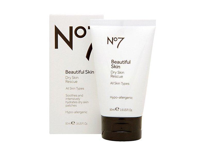 Boots No7 Beautiful Skin Dry Skin Rescue - 1.69 oz