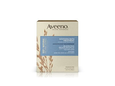 Aveeno Soothing Bath Treatment Fragrance Free