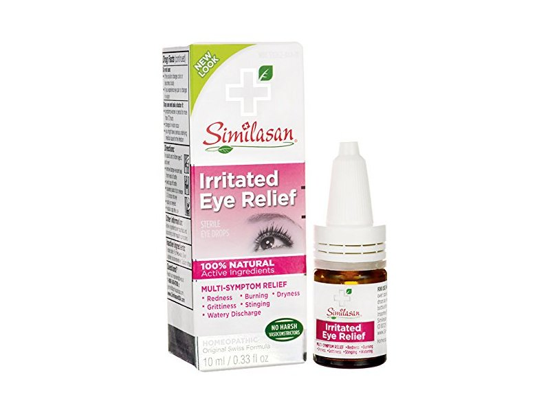 Similasan Irritated Eye Relief .33 fl oz (10 ml) Liquid