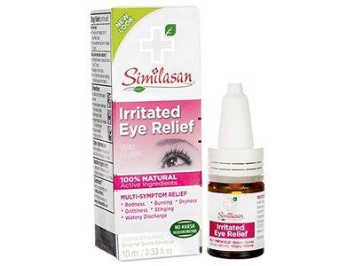 Similasan Irritated Eye Relief .33 fl oz (10 ml) Liquid