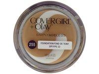 CoverGirl & Olay Simply Ageless Foundation, Soft Honey 255, 0.40-Ounce - Image 2
