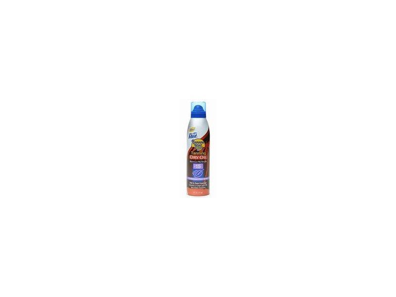 Banana Boat Ultramist Protective Dry Oil Spray Sunscreen, SPF15, 6 fl oz