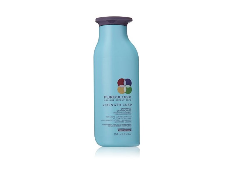 Pureology Strength Cure Shampoo, 8.5 Ounce