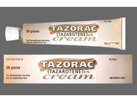 Tazorac Topical Cream 0.1% (RX), 15 Grams, Allergan - Image 2