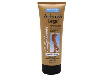 Sally Hansen Airbrush Legs Leg Makeup, Medium, 4 fl oz
